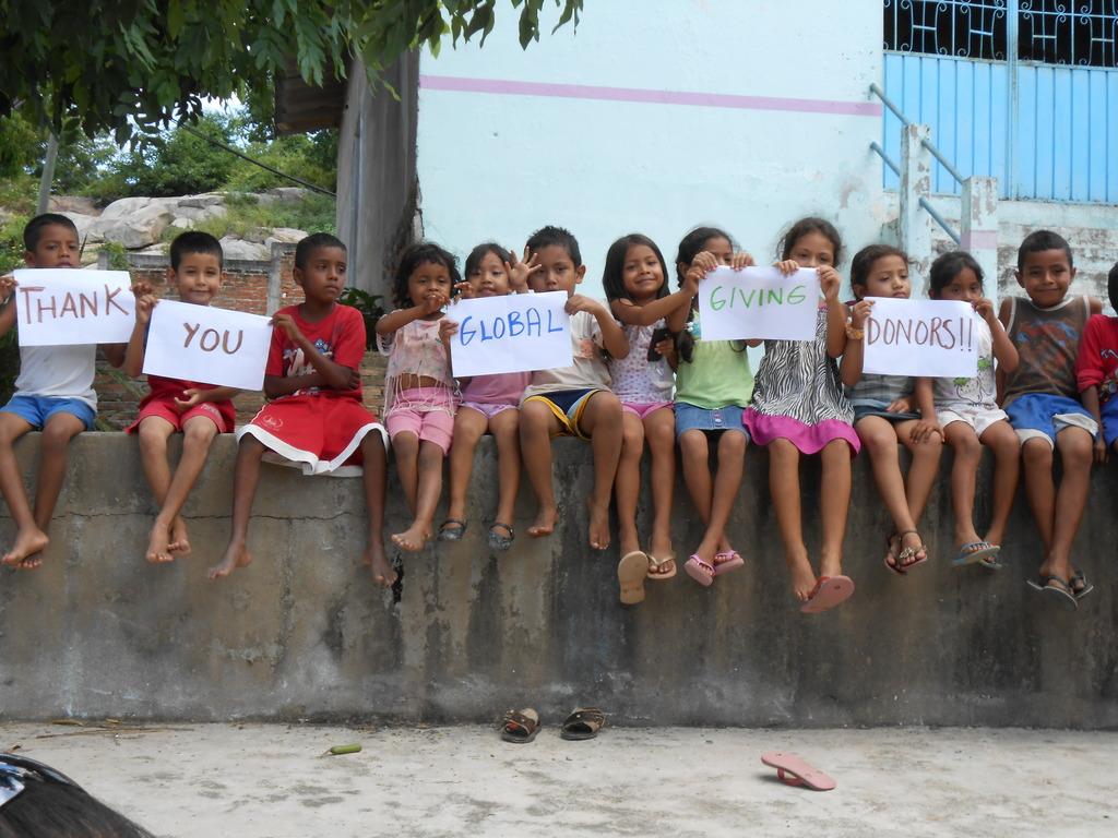 Children of Comaltepec