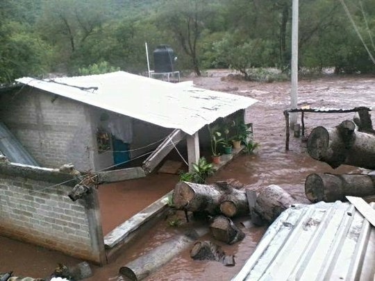 Help Mexico's flood victims
