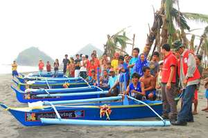 Children's Joy Foundation provides new boats