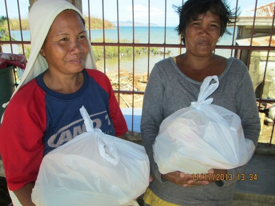 Asia America Initiative provides relief packages