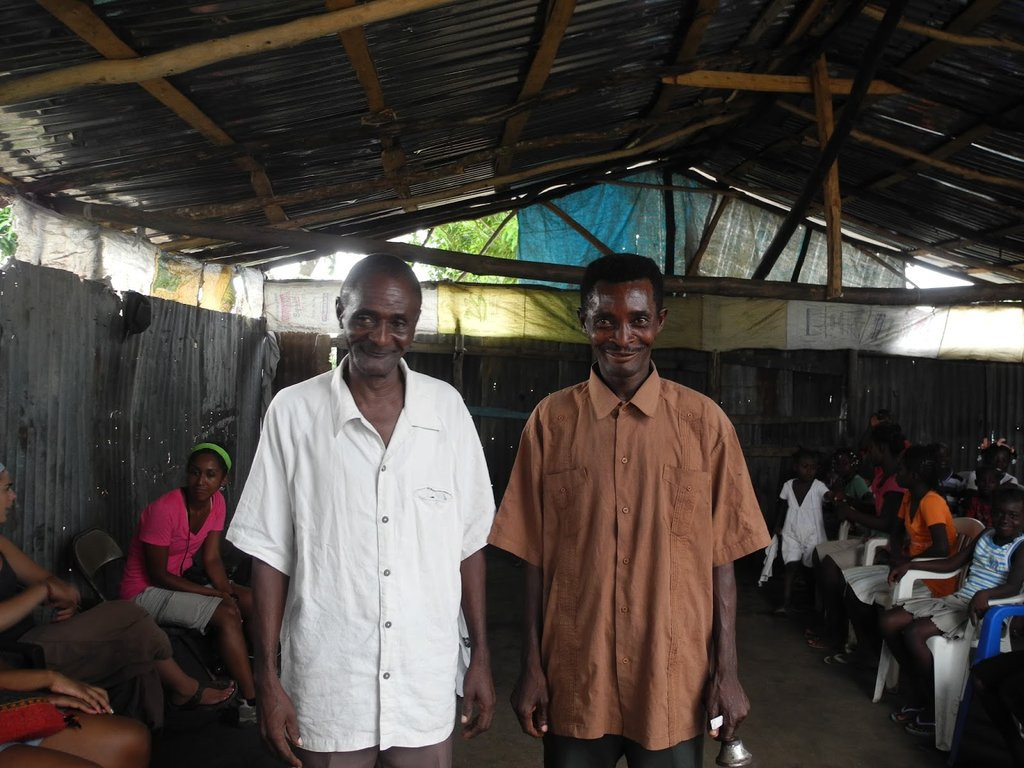 Maranatha School in Ouanaminthe, Haiti