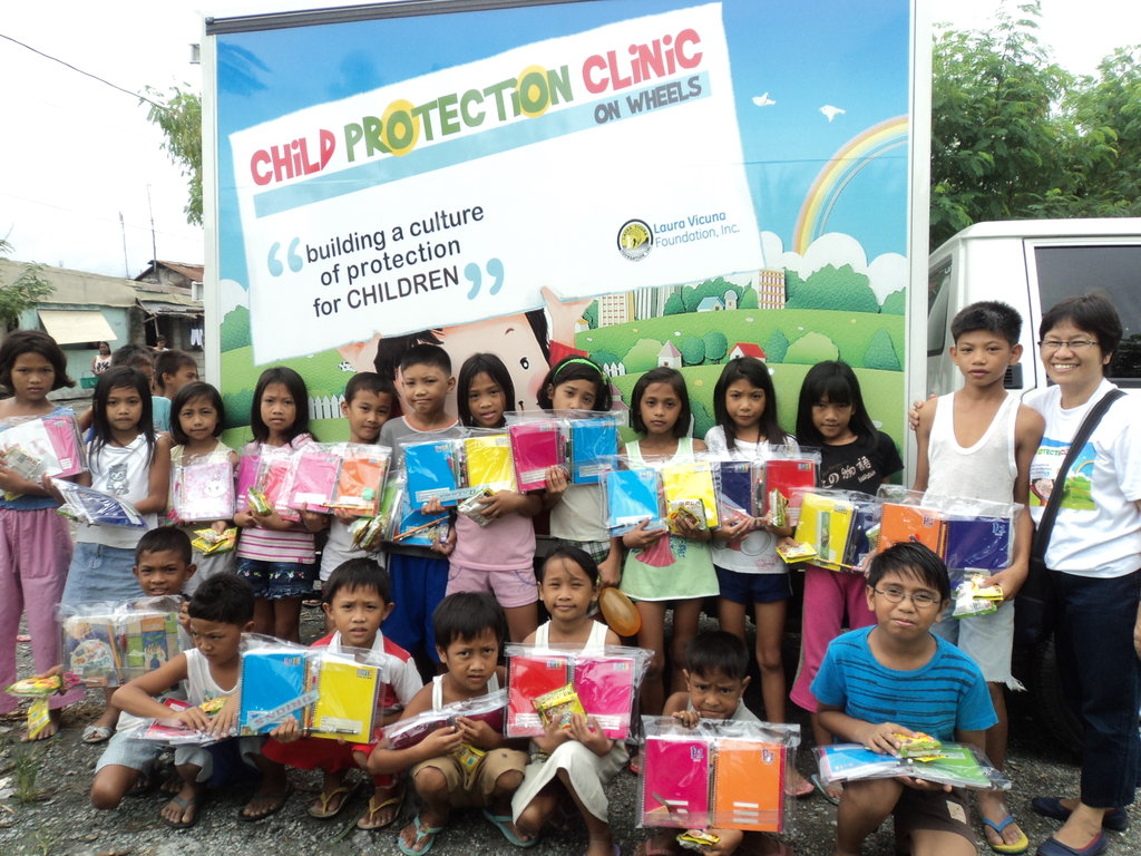 Protect 6,000 At-Risk Children thru CPC on Wheels