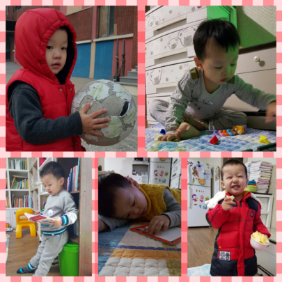 JY is now 28 months old.