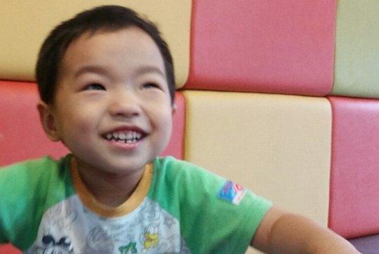 Jisu (3) has been in preschool for 2 years