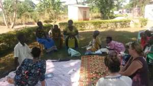 Recent WIGG meeting held at Shanti birth house