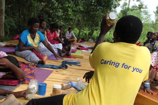 Saving Lives at Birth; Maternal Health in Uganda