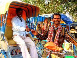 Another new Rickshaw