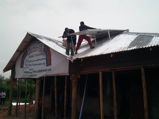 Empower Community Center in Gongali, Tanzania