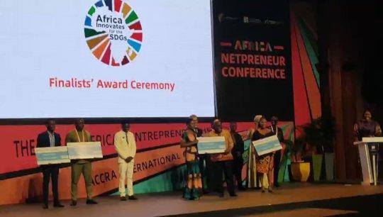 Solar Lantern CEO, Ruth- Receives Award for SDGs