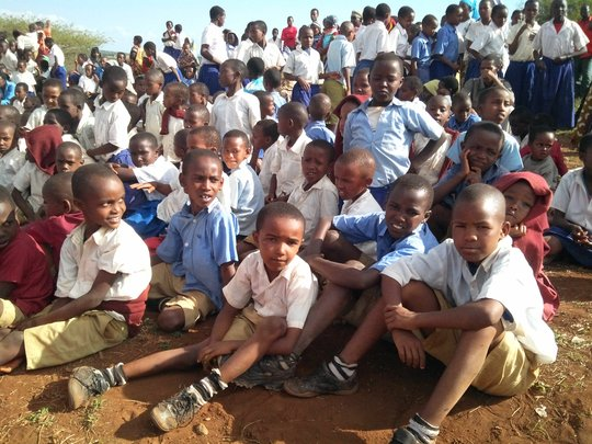 Vibrant Young Africa