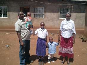 You can brighten this family with Renewable Energy