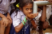 Providing safe drinking water for govt school kids
