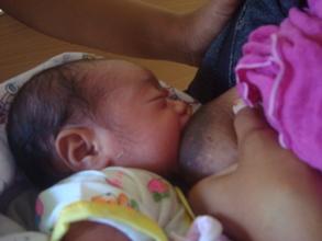 Practicing Exclusive Breasfeeding