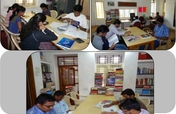 Vidya Poshak's Library Services & Rural Book Banks