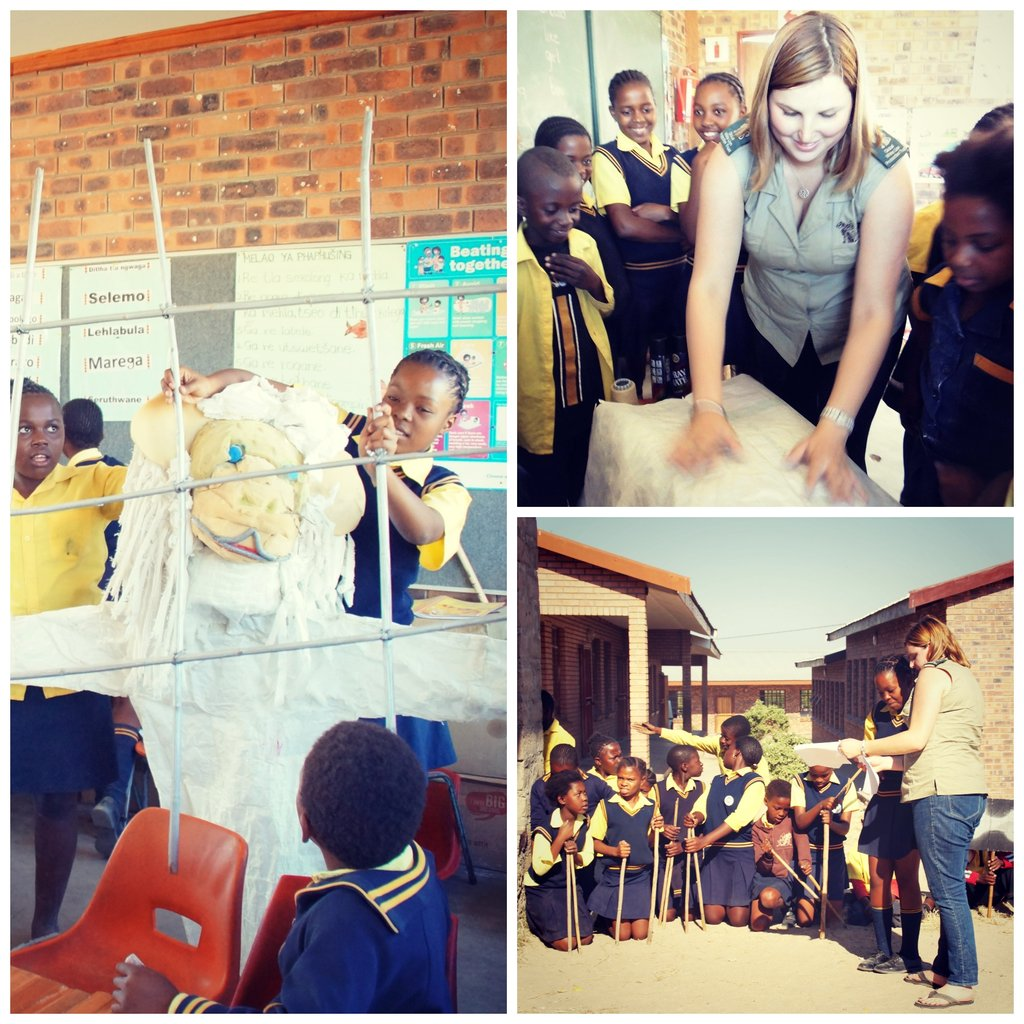 Teach 300 Kruger Youth about Conservation