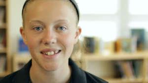 Ashley, 11th Grade, Christel House Academy