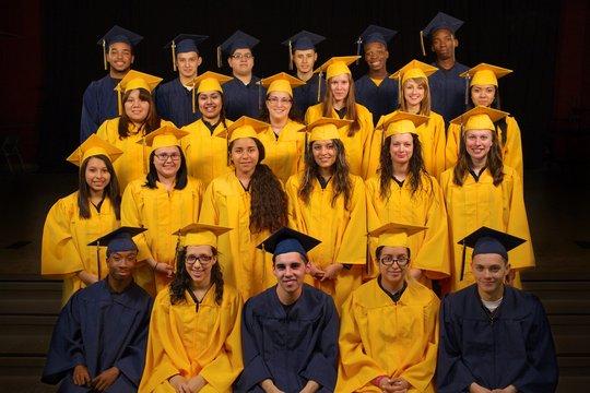 Christel House Academy Class of 2014