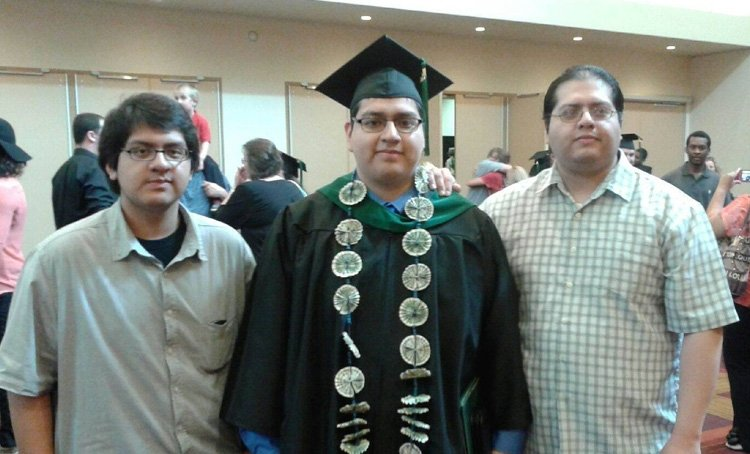 Roger, Christel House Academy South graduate