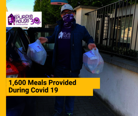 1,600 meals provided