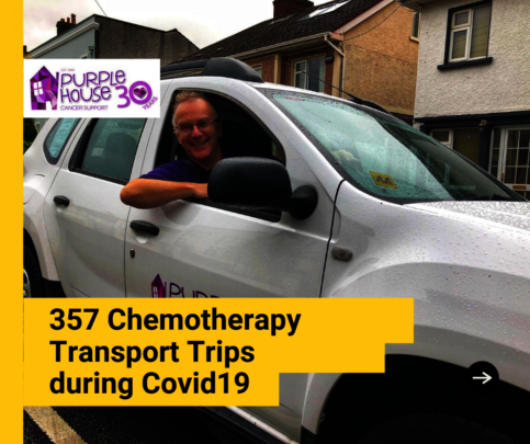 367 Chemotherapy Trips Provided