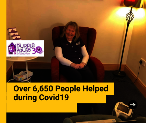 Over 6,500 people helped