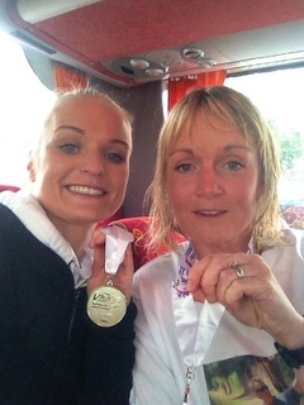 Achieving Greatness at Marathons