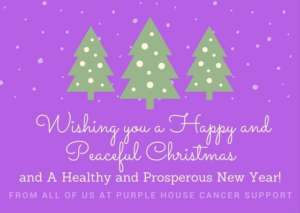Happy Christmas from Purple House