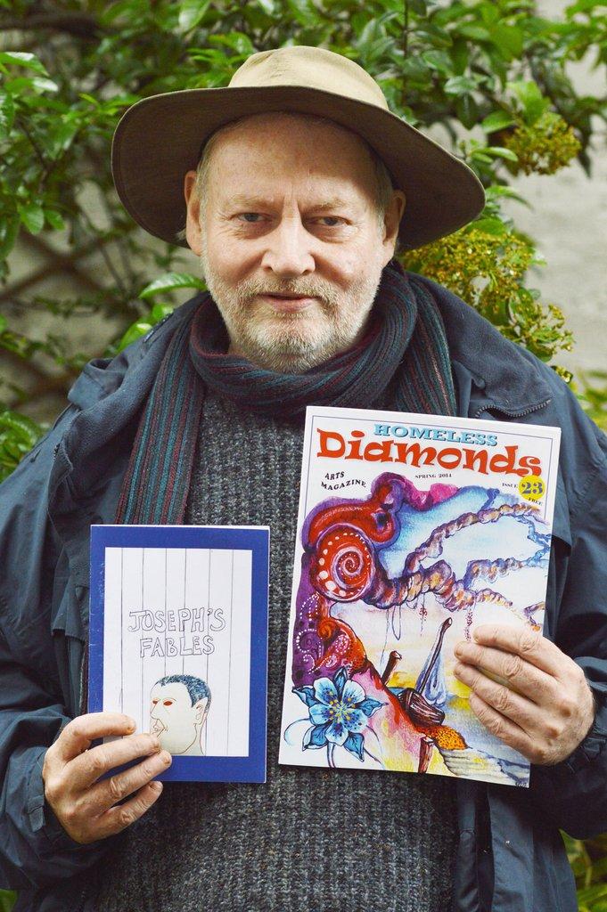 Homeless Diamonds at St Mungo's