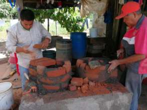 Building a stove