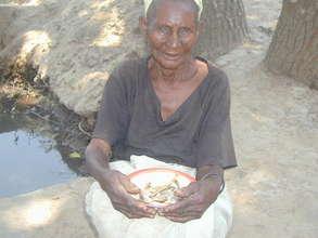 Grandmother, Mrs Amidu