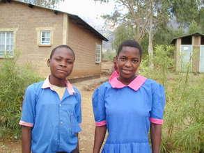 Leaders of a School Fish farming club