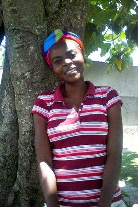 Rosemena's beautiful smile