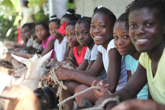 Supporting girls in their pursuit of an education