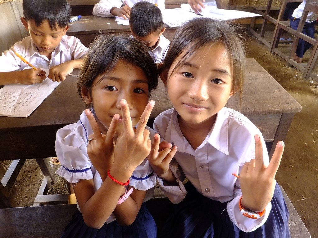 Help us Provide English Learning to Cambodian Kids