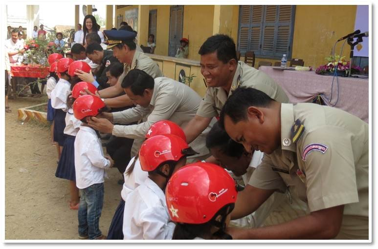 Protect Cambodian Children from Brain Injury