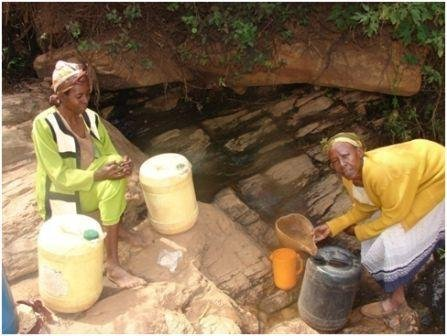 Provide clean & safe water for 1500 women&children