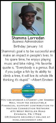 Shamma Lorredan
