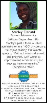 Stanley Deristil