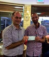 Mt. Scopus groups recieved IEA award