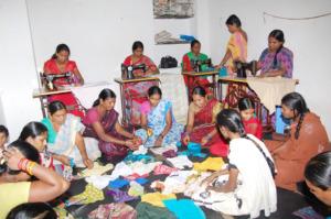 livelihood training for disadvantaged women india