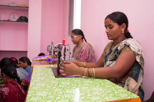 fashion designing courses for women for livelihood