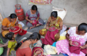 Help destitute women by giving Tailoring Training