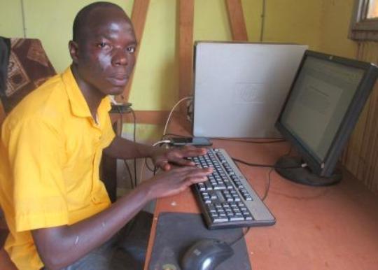 BMP animator training on computers