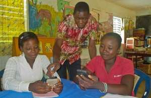 Gearing up for girls' health reading clubs