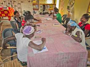 Girls Use Technology & Books to Learn about Health