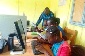 Girls' Computer Literacy & Leadership Program