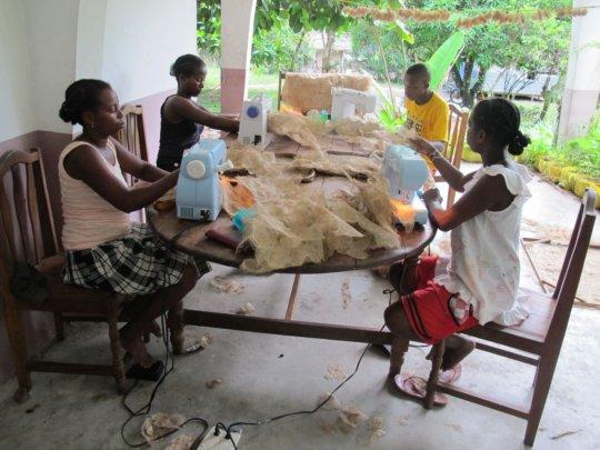 Wild Silk Textile Workshop