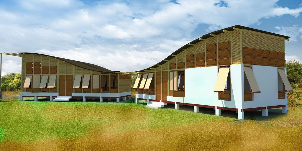 Wild Silk Training Center for 300 in Madagascar!