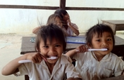 Become a Real Tooth Fairy to a Cambodian Child