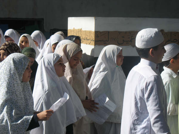 Demonstrating Hajj 2